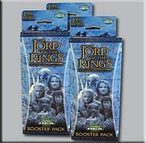 Lord Of The Ring le jeu de figs à collectionner Booster de base