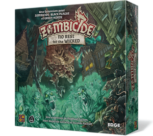 Zombicide : Black Plague - No rest for the wicked