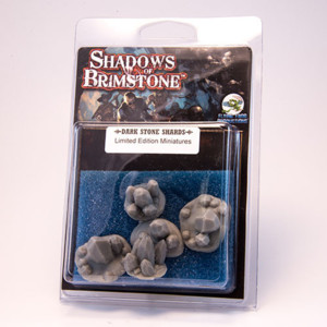 Shadows of Brimstone - Dark Stone Shards