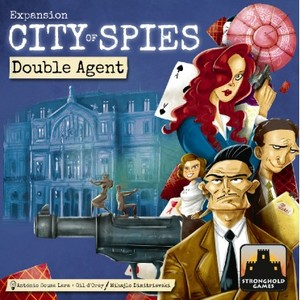 City of Spies - Double Agent