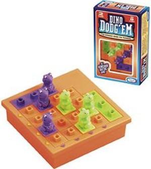 Dino Dodg'em