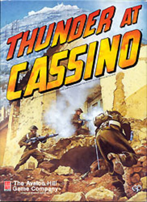 Thunder at Cassino