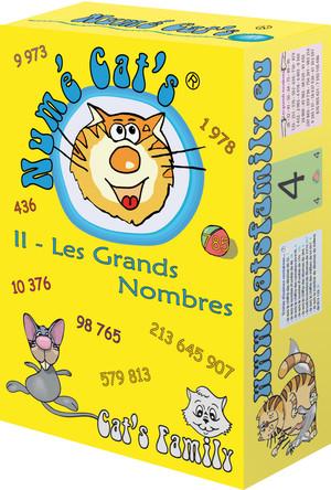 Numé Cat's 2 - Les grands nombres