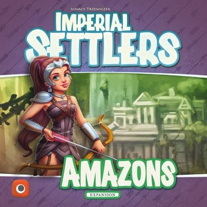 Imperial Settlers : Amazons