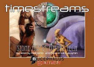 Timestreams - Episode One : Stone Age VS Future Tech