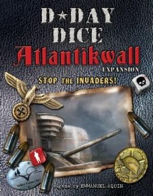 D-Day Dice : Atlantikwall