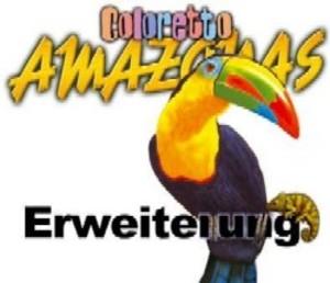 Coloretto Amazonas - extension