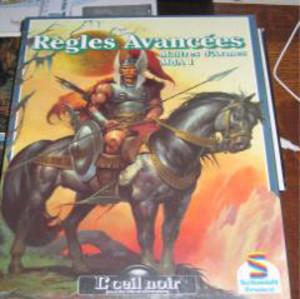 L'Œil Noir - Règles Avancées - Maîtres d'Armes I