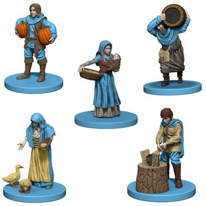 "Agricola - Extension ""Blue Expansion"""