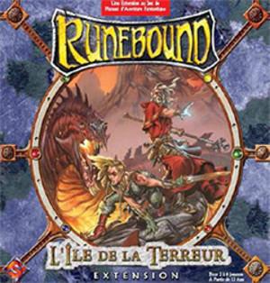 Runebound : L'île de la Terreur