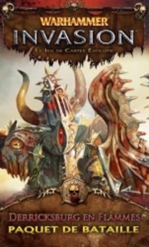 Warhammer - Invasion : Derricksburg en Flammes