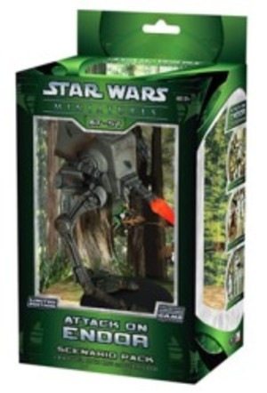 Star Wars Miniatures : Attack on Endor