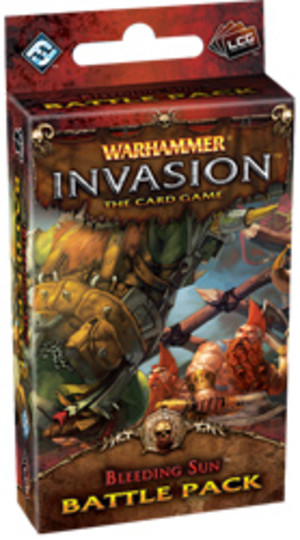 Warhammer - Invasion : Bleeding Sun
