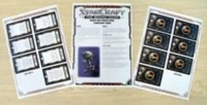 Starcraft - Brood War : Goodie Carte Commandement