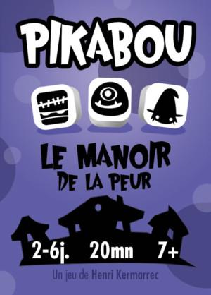 Pikabou - le Manoir de la Peur