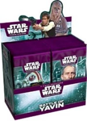 Star Wars TCG : la Bataille de Yavin
