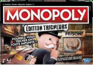 Monopoly Edition Tricheurs