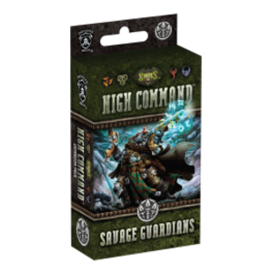 HORDES High Command: Savage Guardians Expansion Set