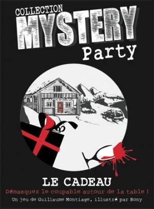 Le Cadeau, Mystery Party en gratuit !