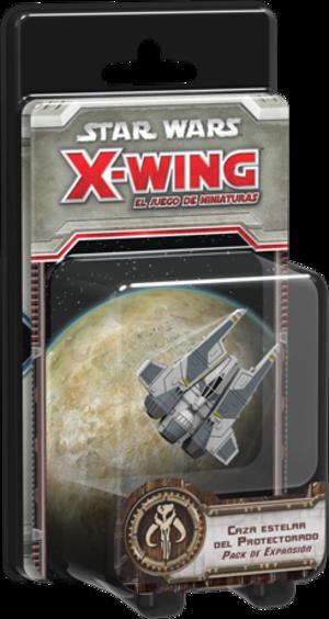 X-Wing : Jeu de Figurines - Chasseur stellaire du Protectorat