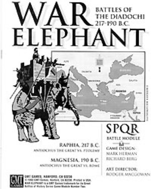 SPQR : War Elephant
