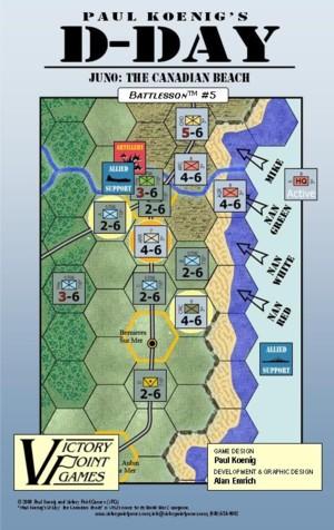 Paul Koenig's D-Day: Juno