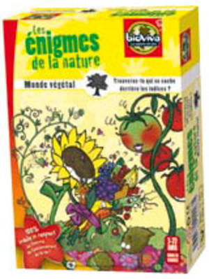 Les Énigmes de la Nature - Monde Végétal