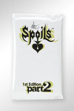 1st ED Part 2 [The Spoils Extension #03]
