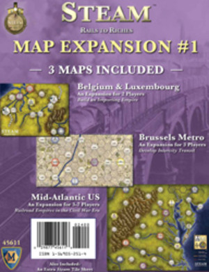 Steam: Map Expansion 1