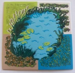 Columba - L'étang