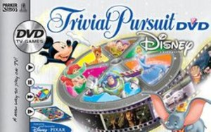 Trivial Pursuit DVD - Édition Disney