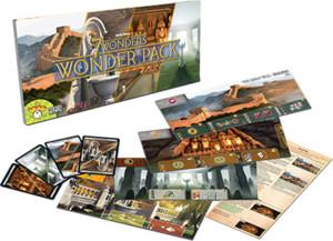7 Wonders, le wonder pack est là