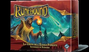 Runebound 3ème édition, La chute de l'étoile funeste