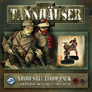 Tannhauser : Shogunate Troop Pack