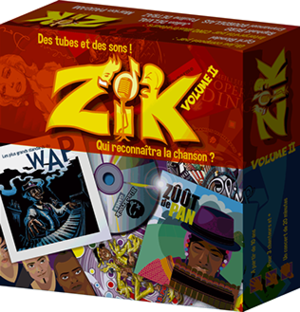 Zik, Volume II