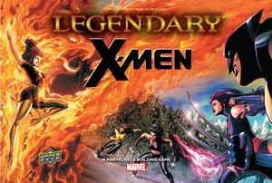 Legendary : X-men