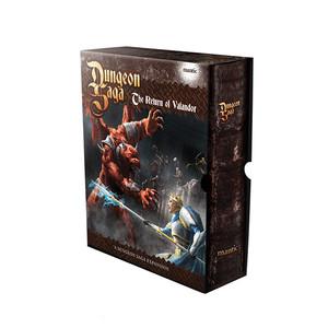 Dungeon Saga - Le Retour de Valendor