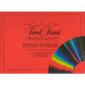 Trivial Pursuit : Édition Musiques