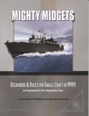 Mighty Migdets - Command at sea vol. 5