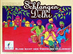 Die Schlangen von Delhi