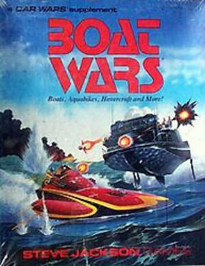 Car Wars : Boat Wars