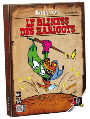 Bohnanza :  le Bizness des Haricots