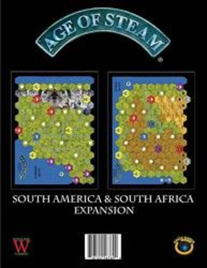 Age of Steam : South America / South Africa
