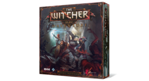The Witcher : Le Jeu d'Aventure