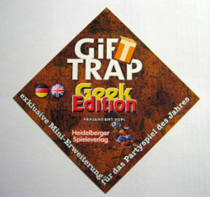 Gift Trap - Geek Edition