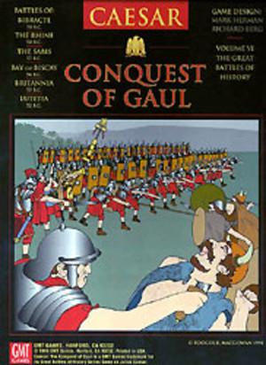 Caesar - Conquest of Gaul