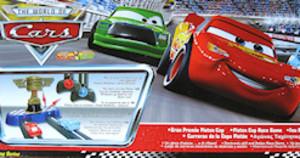 Feu Rouge Feu Vert - CARS