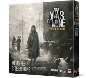 This War Of Mine : Journaux de Guerre : Mémoires de la Cité en Ruine
