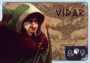 Yggdrasil : Vidar Promo