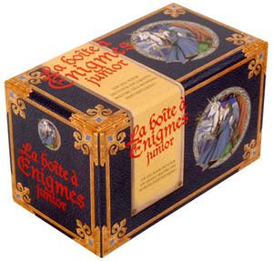 La boîte à énigmes junior